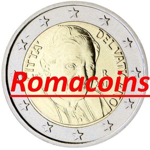 Vatikan Einzelmünzen Münzen 2 Euro 1 Euro 50 20 10 5 2 1 Cents