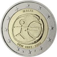 2 Euro Sondermünzen 2009 Emu Münzen Romacoins