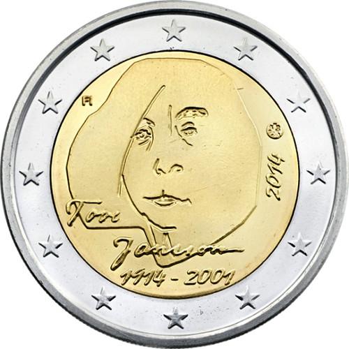 2 Euros Commémoratives Finlande Pièces - Romacoins