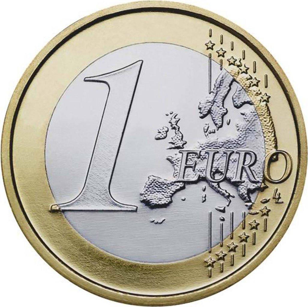 1 Euro Italien 2014 Kursmünze Uomo Vitruviano Prägefrisch Unc Rom