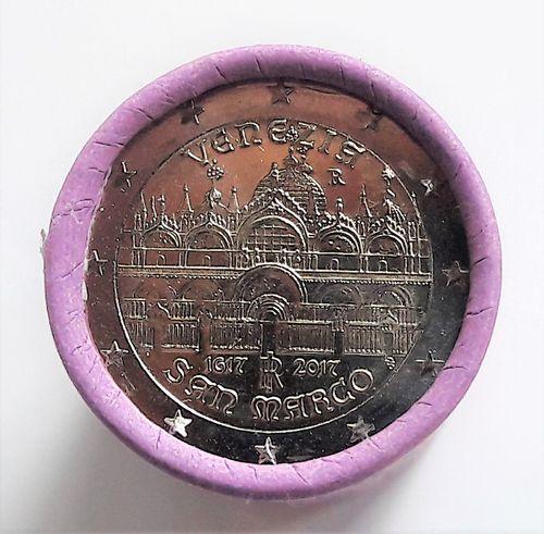 Münzrollen Italien 2 Euro Münzen Rollen Gedenkmünzen Romacoins