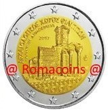 2 Euro Commemorative Coin Greece 2017 Filippi