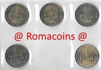 2 Euro Sondermünzen Deutschland 2009 5 Sachsen A D F G J Romaco