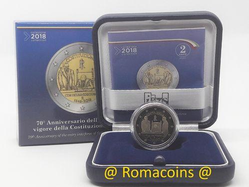 2 Euro Commemorativi Romacoins