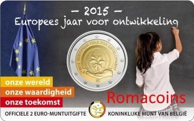 "Belgium 2 euro coin 2017 /""University of Gent/"" UNC"