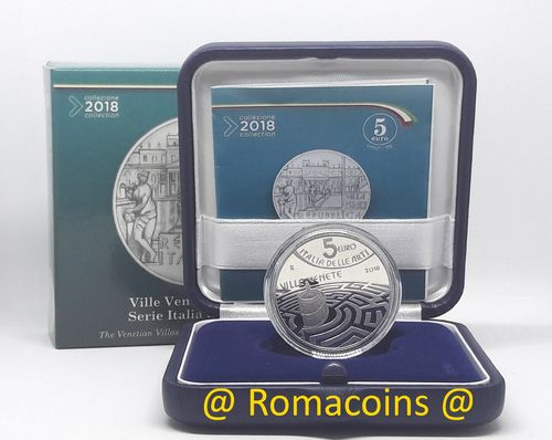 5 10 Euro Italien Silbermünzen Münzen Romacoins