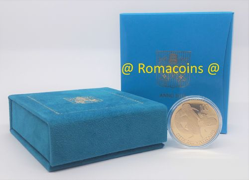 100 Euro Vatican 2019 Gold Proof