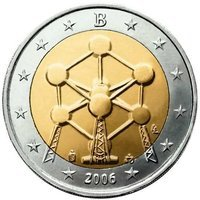 2 Euro Commemorative Coins 2004 - 2016